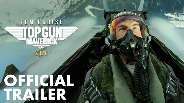 画像: Top Gun: Maverick - Official Trailer (2020) - Paramount Pictures youtu.be