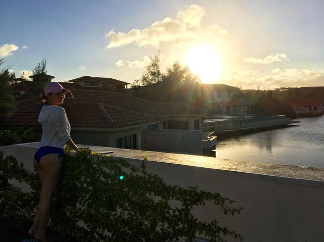 画像: 陽が沈んでく瞬間て素敵♡