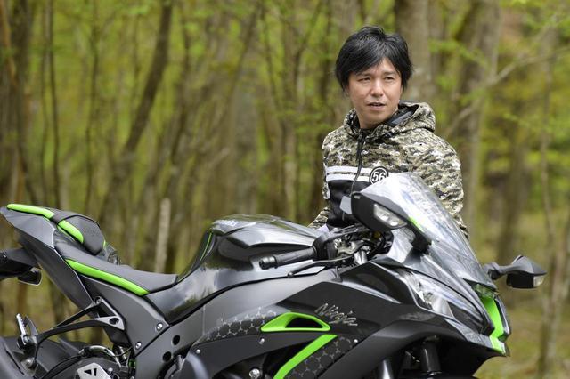 画像: [AD]  スーパースポーツに電子制御サスって必要か? 誰よりもNinja ZX-10Rに詳しい『アノ人』に聞いてみた! - LAWRENCE - Motorcycle x Cars + α = Your Life.
