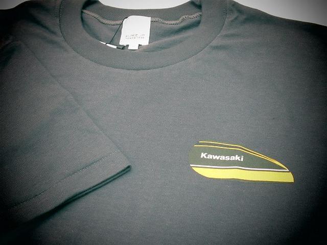 画像2: カワサキ『Z』乗りの勝負Tシャツ