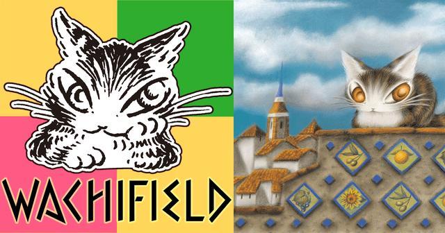 画像: 猫のダヤン・不思議な国「わちふぃーるど」Wachifield Official TOP