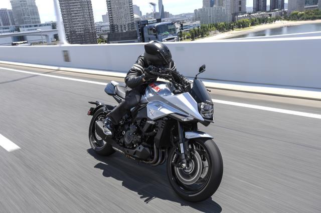 画像1: バイクは好きだけど……暑すぎる