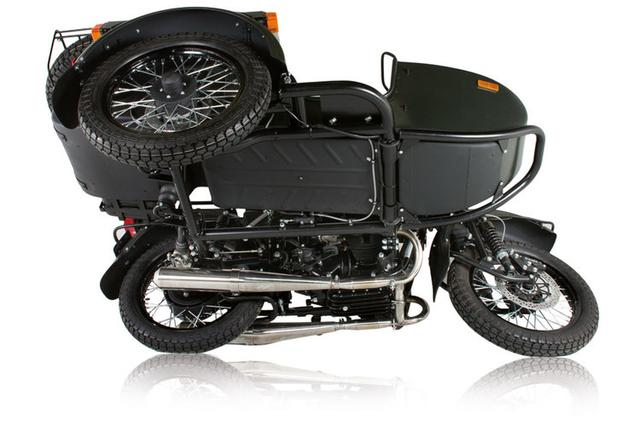 画像: Sportsman Package — Ural