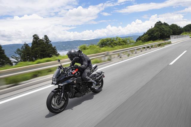 画像2: バイクは好きだけど……暑すぎる