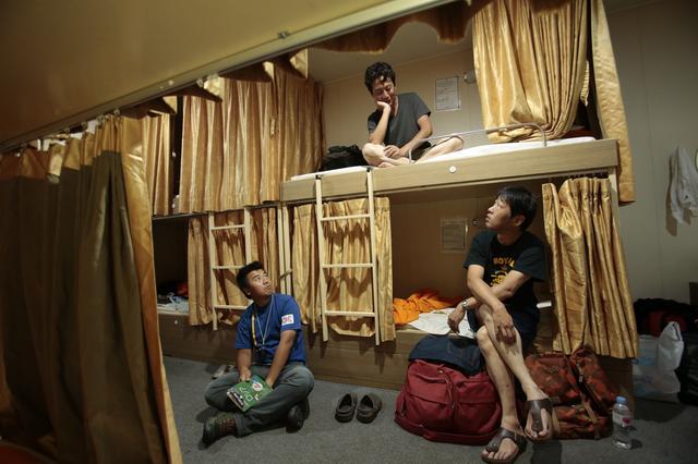 画像: 今回のウラル・ロシア・ライド参加者の客室は二等で、8人部屋でした。一番安いエコノミーよりひとつ上・・・というクラスですが、とても快適に過ごすことができました。 ©︎奥村純一