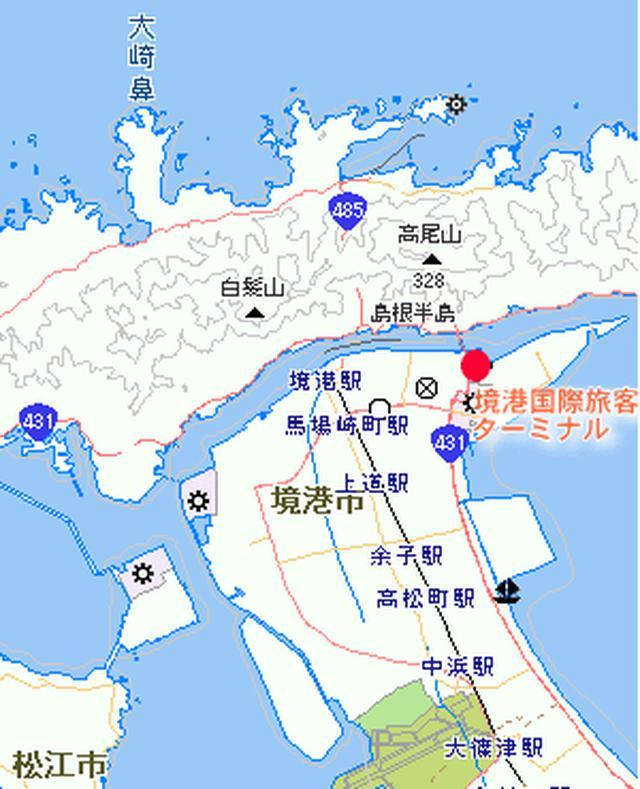 画像: DBSクルーズフェリーの旅客利用/とりネット/鳥取県公式サイト