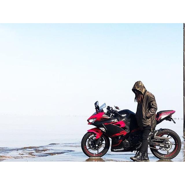 画像: 出会ったばかりの新相棒!カワサキ Ninja250【グラカワインスタ投稿紹介vol.44】 - LAWRENCE - Motorcycle x Cars + α = Your Life.