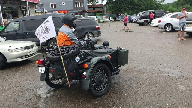 画像: URAL RUSSIAN RIDE 2019 part.4 youtu.be