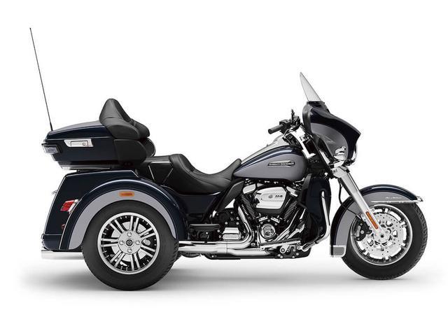 画像: 普通免許/MT(自動車免許)で乗れるハーレーのトライク!「TRI GLIDE™ ULTRA」(¥ 4,631,433〜)は、約21.3万円をサポート! h-d.jp