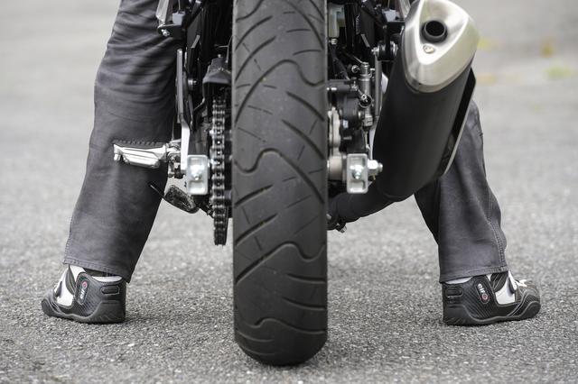 画像6: バイク乗りの永遠のテーマ