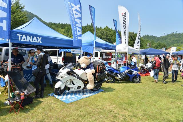 画像: 9月はバイクイベント『お祭りラッシュ』だ!