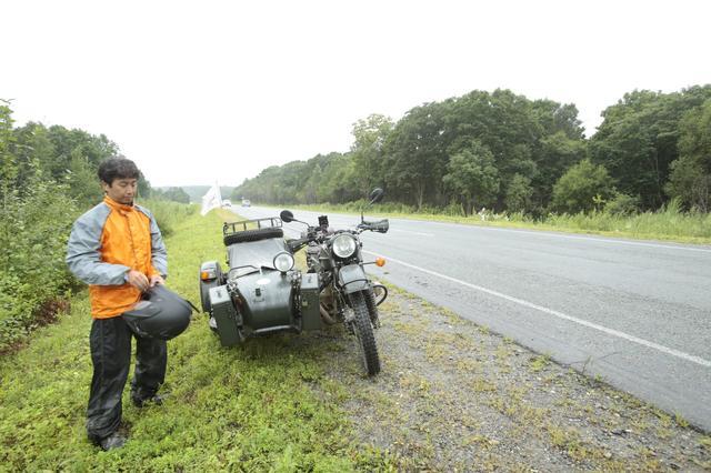 画像: 神奈川県横浜市から参加の堀田さんは、ロシアの冒険のほか、日本の西半分の旅も満喫!