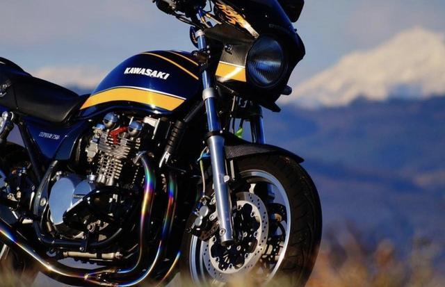 画像: カワサキ ZEPHYR750【グラカワインスタ投稿紹介vol.47】 - LAWRENCE - Motorcycle x Cars + α = Your Life.