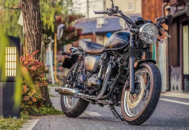 画像: カワサキ「W」の特設サイト「-W-THE ORIGINAL ICON」がかっこよすぎる! - LAWRENCE - Motorcycle x Cars + α = Your Life.