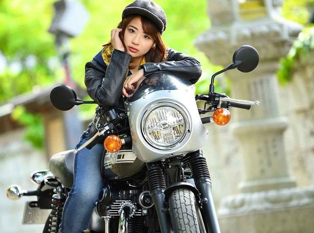 画像: カワサキの『W800』は何が変わった? 実はスタイリングにも秘密アリ! - LAWRENCE - Motorcycle x Cars + α = Your Life.