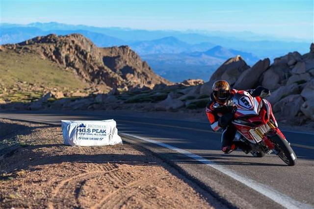 画像: ドゥカティ、今年のパイクスピークを制覇!!!!!!!!!! - LAWRENCE - Motorcycle x Cars + α = Your Life.