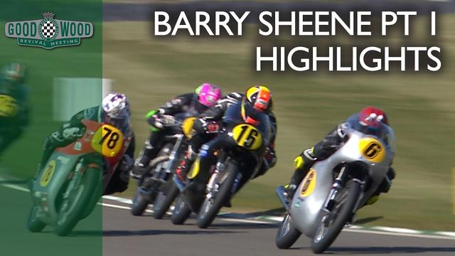 画像: Barry Sheene Memorial Trophy Pt 1 Highlights | Goodwood Revival 2019 youtu.be