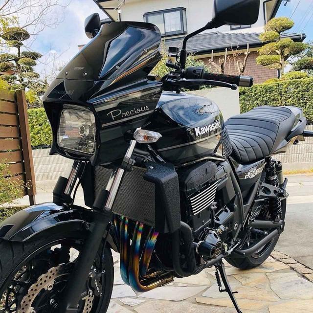 画像: いいね!カワサキZRX1200【グラカワインスタ投稿紹介vol.49】 - LAWRENCE - Motorcycle x Cars + α = Your Life.