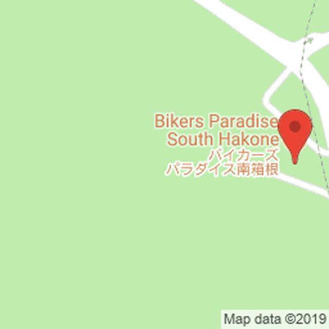 画像: MAP/バイカーズパラダイス南箱根
