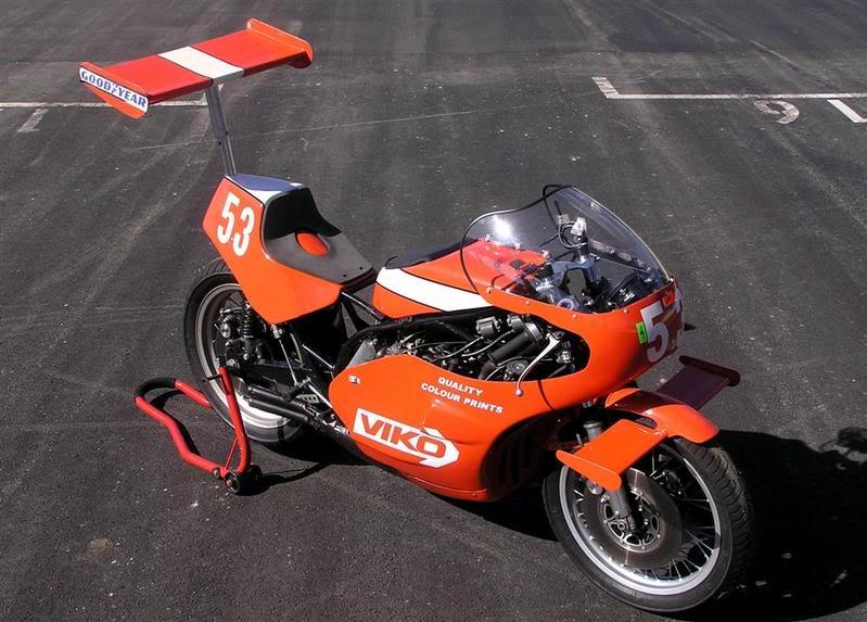 画像: ウイング? これくらいやっちゃいましょう! - LAWRENCE - Motorcycle x Cars + α = Your Life.