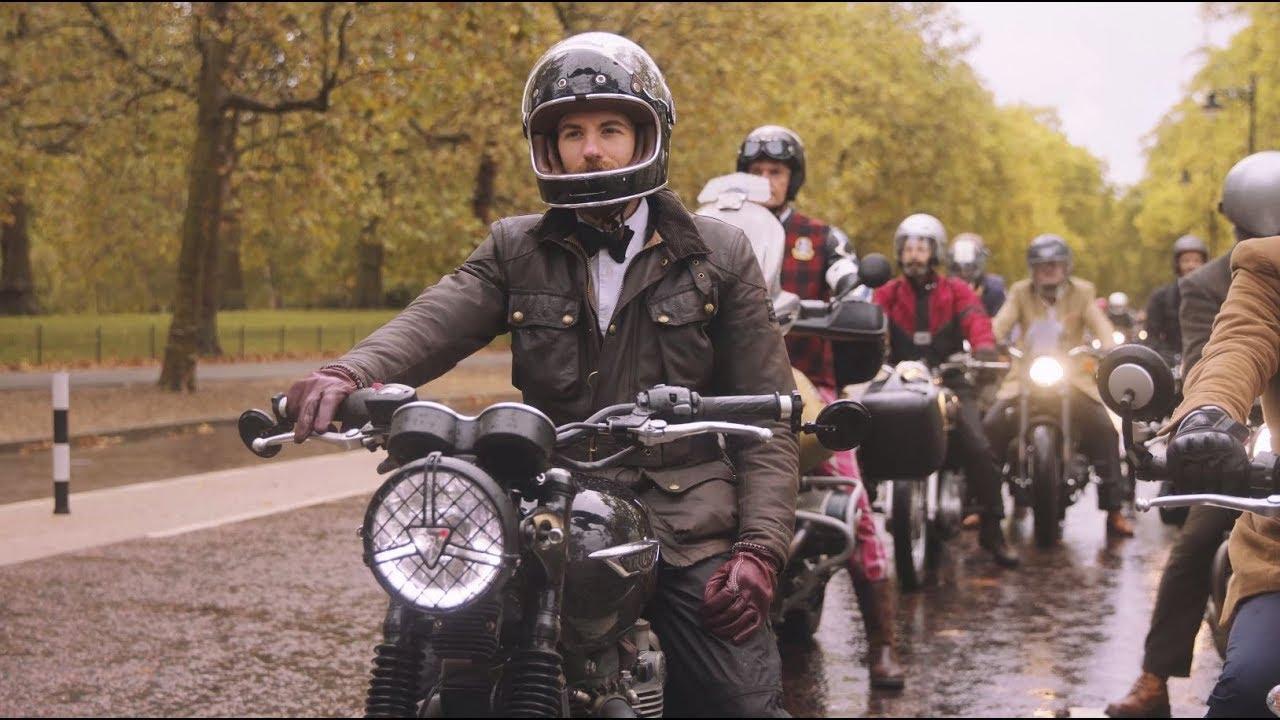 画像: The 2019 London Distinguished Gentleman's Ride youtu.be