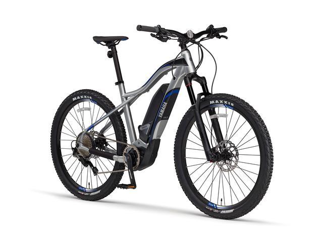 画像: YPJ-XC ワイピージェイ エックスシー (市販車) E-MTB(電動アシストユニット搭載のマウンテンバイク)の市販モデル。パワフル&コントローラブルなアシスト性能が特徴。E-MTB用ドライブユニットのフラッグシップ「PW-X」を搭載している。 global.yamaha-motor.com