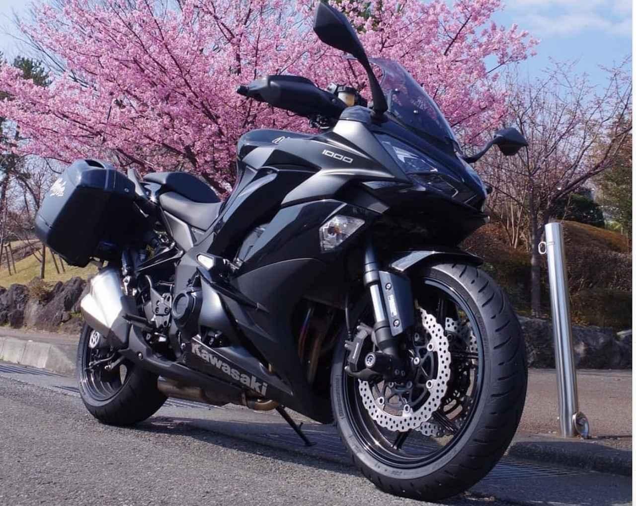 画像: 凛々と立つブラックカラーのカワサキ Ninja1000!【グラカワインスタ投稿紹介vol.52】 - LAWRENCE - Motorcycle x Cars + α = Your Life.
