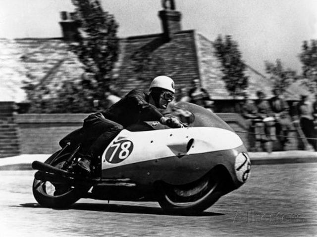 画像: 1957年TT・・・マン島今昔物語 #3 - LAWRENCE - Motorcycle x Cars + α = Your Life.