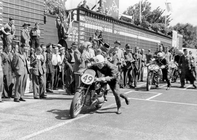 画像2: 1939年TT・・・マン島TT今昔物語 #4
