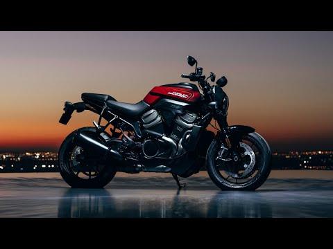 画像: 2021 Bronx 975 | Harley-Davidson youtu.be