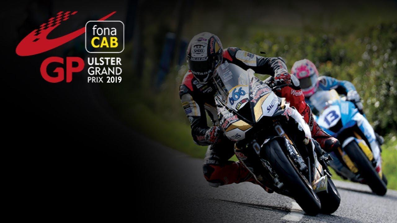 画像: Ulster GP 2019 | Peter Hickman | On Board | Superbike Race youtu.be