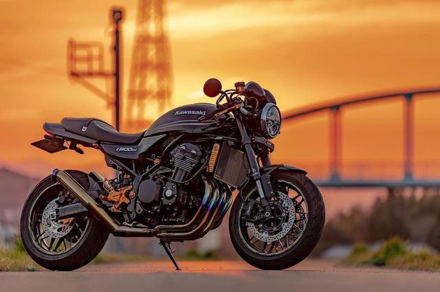 画像: カワサキ Z900RS【グラカワインスタ投稿紹介vol.57】 - LAWRENCE - Motorcycle x Cars + α = Your Life.