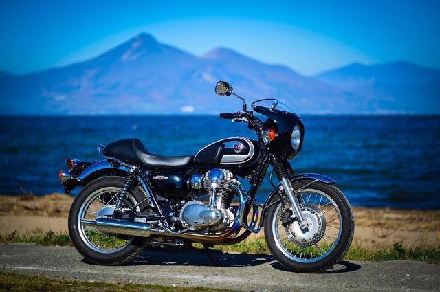 画像: カワサキ W800【グラカワインスタ投稿紹介vol.56】 - LAWRENCE - Motorcycle x Cars + α = Your Life.