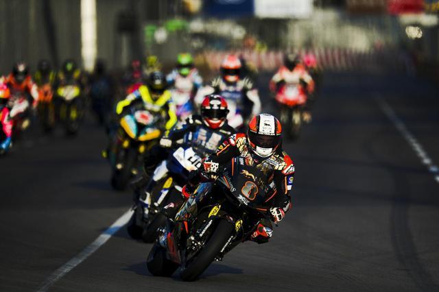 画像: マカオGPで、ホンダRC213V-Sが勝利しました!! - LAWRENCE - Motorcycle x Cars + α = Your Life.