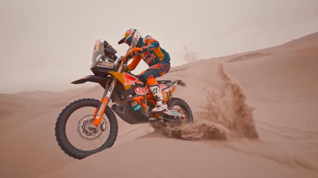 画像: 2輪部門18連覇中の王者KTM!! 2020年もホンダの挑戦を退け、連勝記録をアフリカの地で更新するか・・・注目です! www.youtube.com
