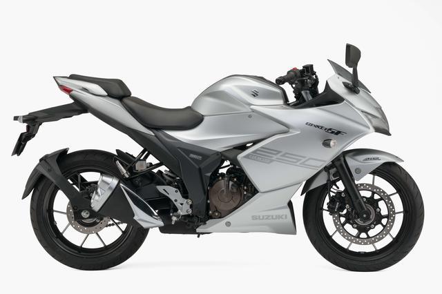 画像2: 【投票してね】最近250ccバイクが高くなりすぎじゃない? ぶっちゃけ聞きたい! スズキのジクサーSF 250はいくらになってほしい?