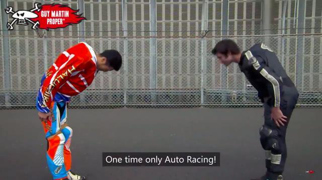 画像: そしていよいよ、6周の1対1の戦いが始まります! なお、このあたりの映像の編集が、なかなか面白いのでぜひ注目してください。 www.youtube.com