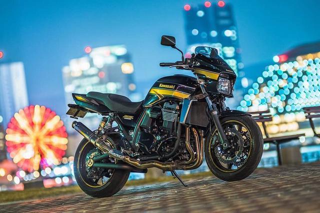 画像: 超クール!カワサキ ZRX1200DAEG【グラカワインスタ投稿紹介vol.59】 - LAWRENCE - Motorcycle x Cars + α = Your Life.