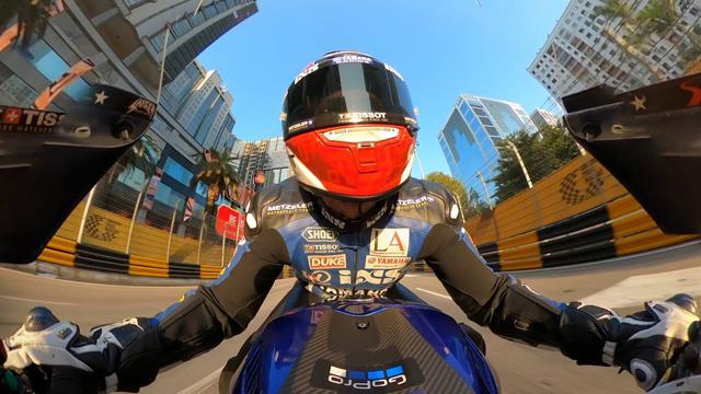 画像: Macau GP Restart - The shortest race in my life! youtu.be