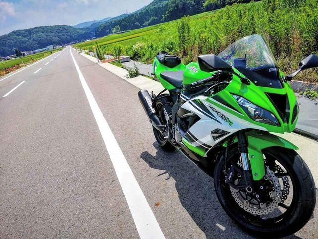 画像: カワサキ NinjaZX6R【グラカワインスタ投稿紹介vol.63】 - LAWRENCE - Motorcycle x Cars + α = Your Life.