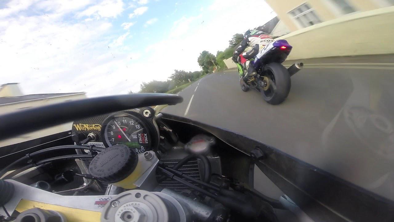 画像: WizNorton Racing - Classic TT 2017 Josh Brookes 119.9mph Practice Lap youtu.be