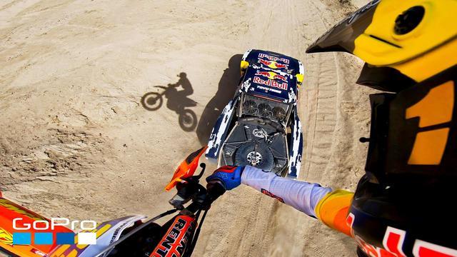 画像: GoPro: Desert Duel | Andy McMillin vs Taylor Robert in 4K youtu.be