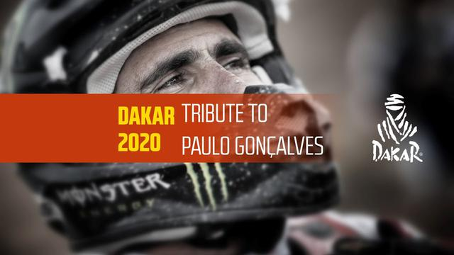 画像: Dakar 2020 - Tribute to Paulo Gonçalves youtu.be