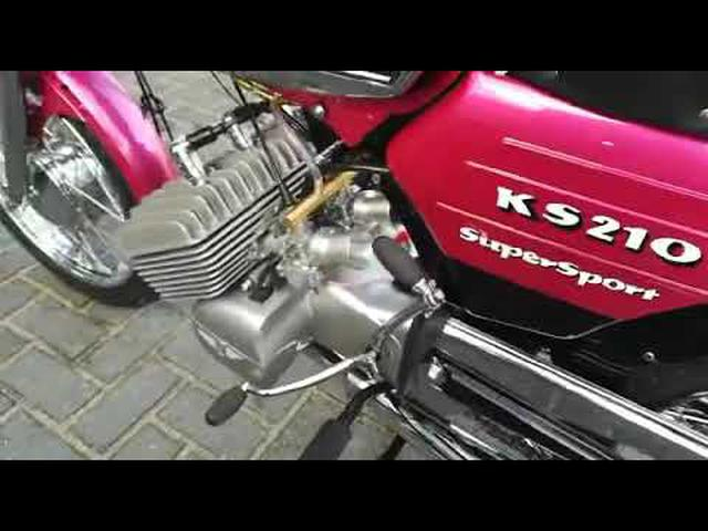 画像: 3-cilinder Zündapp youtu.be
