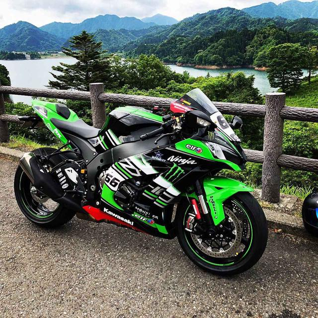 画像: カワサキ NinjaZX10R【グラカワインスタ投稿紹介vol.58】 - LAWRENCE - Motorcycle x Cars + α = Your Life.