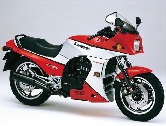 画像: 【1984 ~ 2003】GPZ900R:ニンジャの歩んだ19年 vol.2 - LAWRENCE - Motorcycle x Cars + α = Your Life.