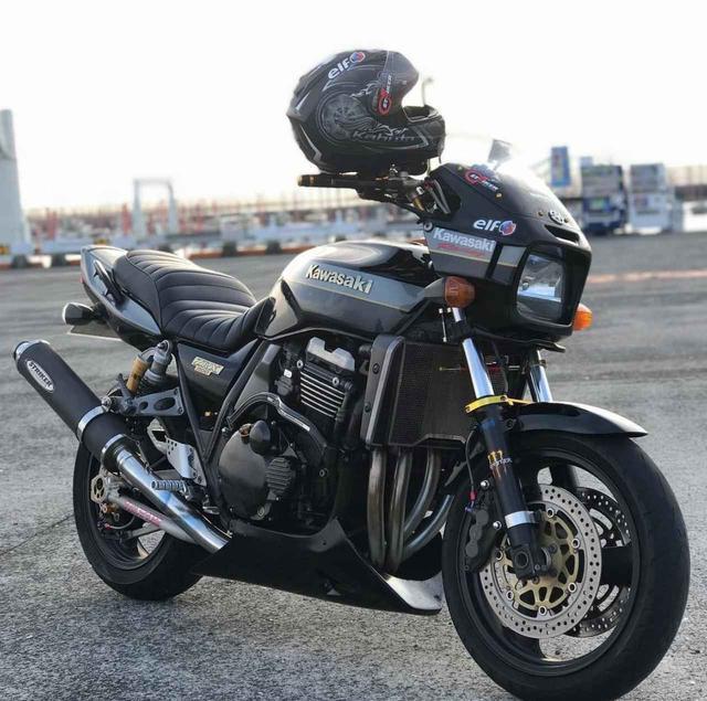 画像: カワサキ  ZRX1100 【グラカワインスタ投稿紹介vol.65】 - LAWRENCE - Motorcycle x Cars + α = Your Life.