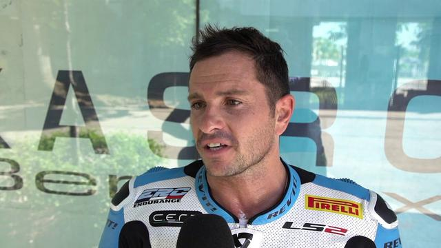 画像: 8 Hours of Sepang 2019 - Randy de Puniet about his first race with the brand new Ducati youtu.be