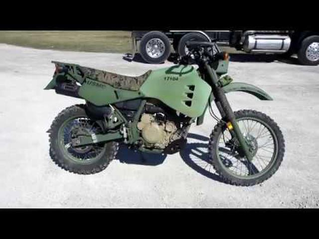 画像: 2002 Kawasaki MX1030M1 Bought at auction ! DIESEL KLR youtu.be