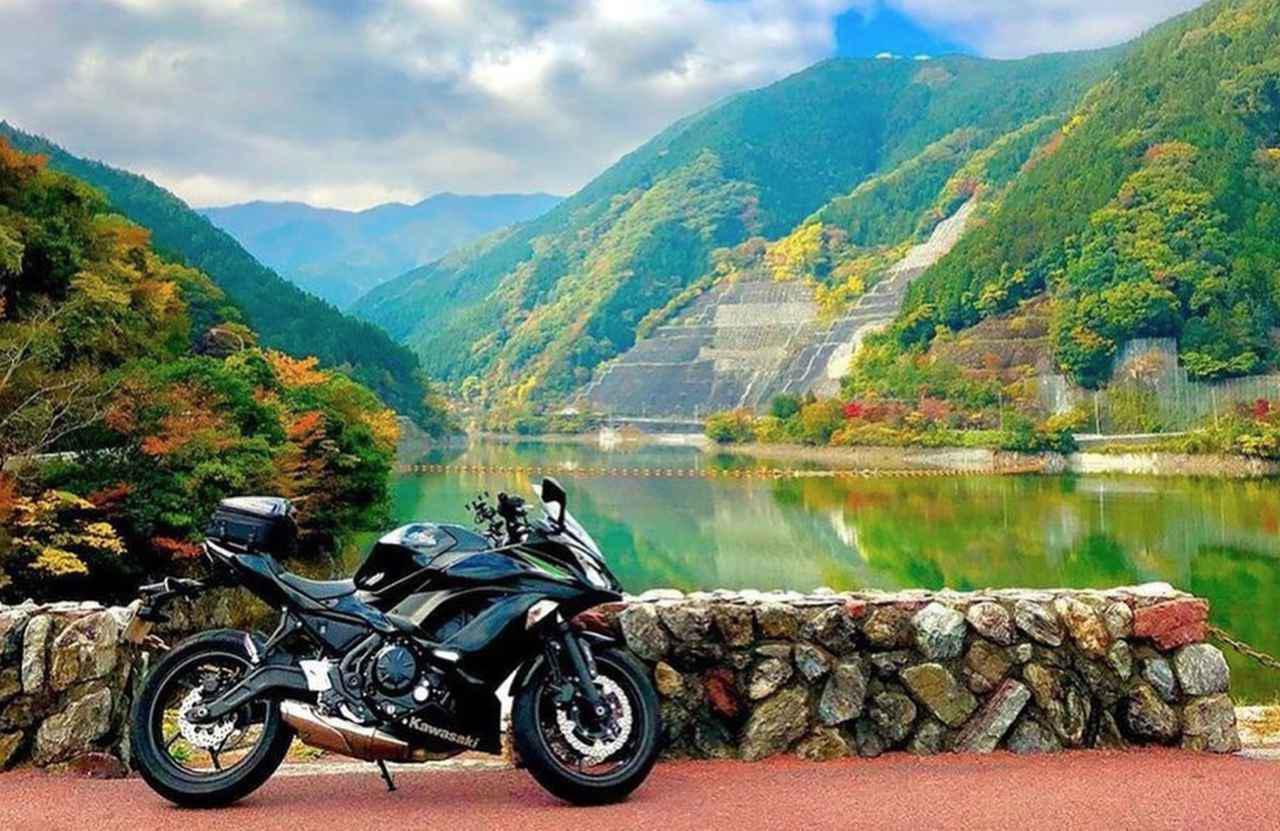 画像: 大自然の中で!カワサキ Ninja 650 【グラカワインスタ投稿紹介vol.72】 - LAWRENCE - Motorcycle x Cars + α = Your Life.